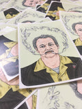 Stace of Spades- Wes Anderson Sticker Pack