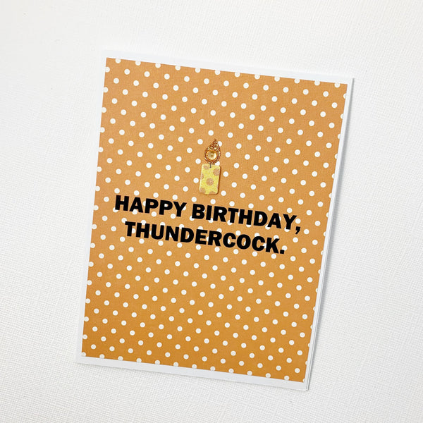 Birthday Cards- Muddy Mouth