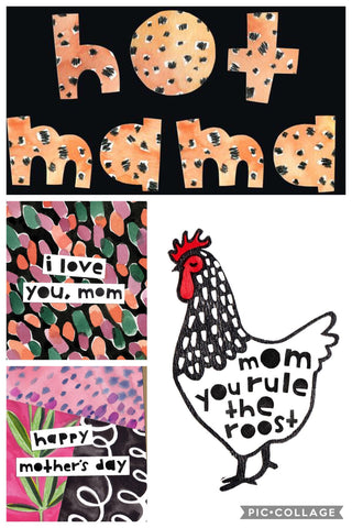 Cheeky Beak- Mother's Day Cards