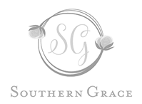 Logo for the store, Southern Grace