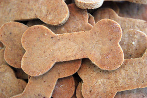 Gluten-free Peanut Butter Dog Treats