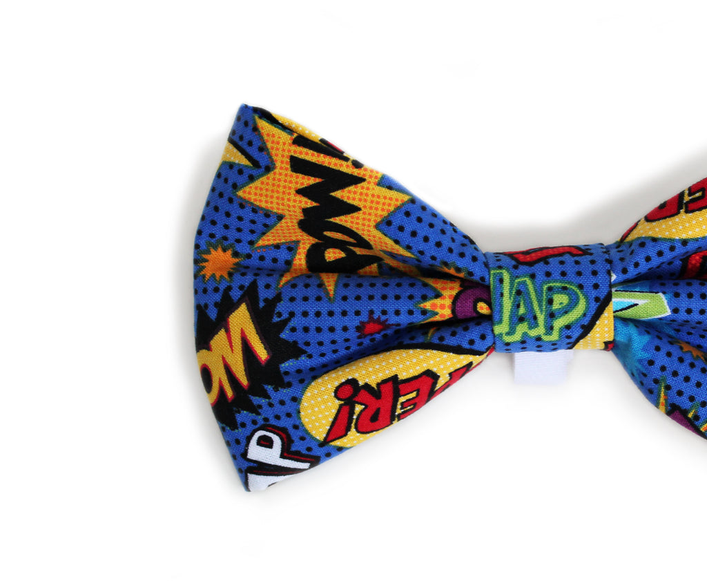 Comic Actions Dog Bow Tie