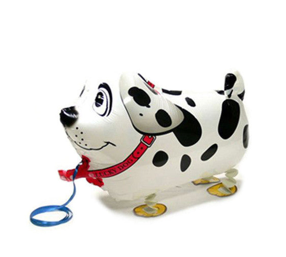 Dalmation Walking Dog Balloon
