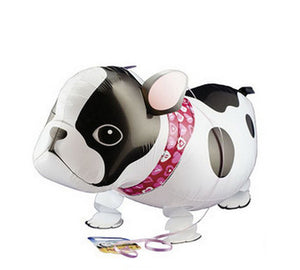French Bulldog Walking Dog Balloon