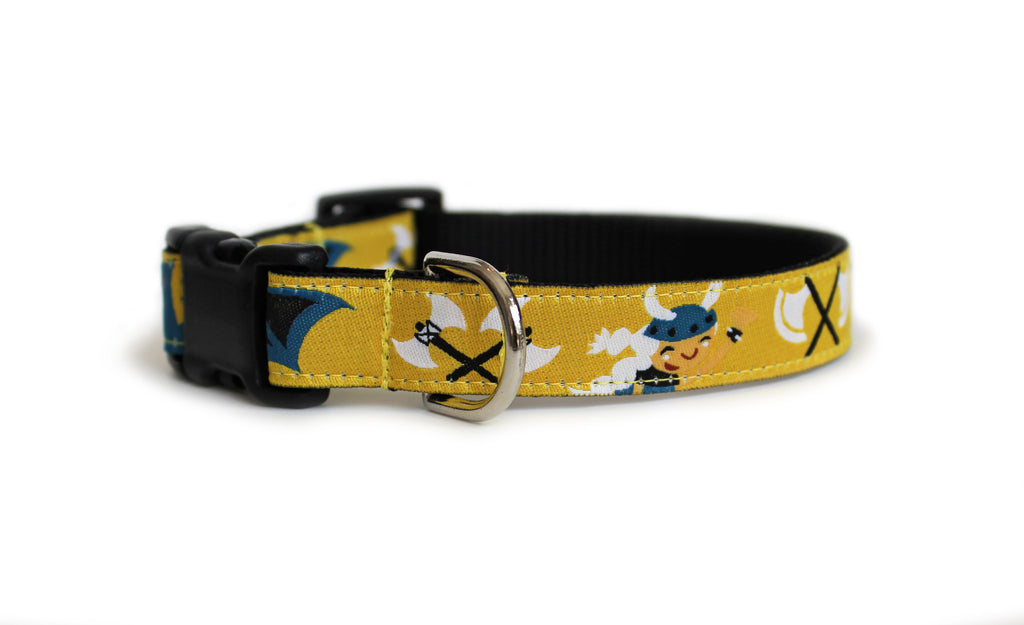 Little Viking Dog Collar