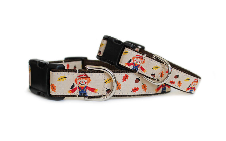 Scarecrow Dog Collar