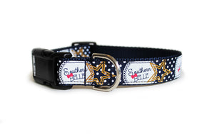 Southern Belle Dog Collar