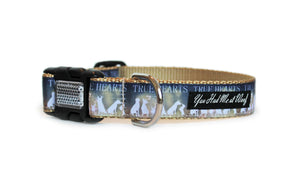True Hearts Bokah Dog Collar