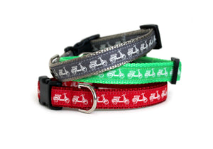 Vespa Dog Collar