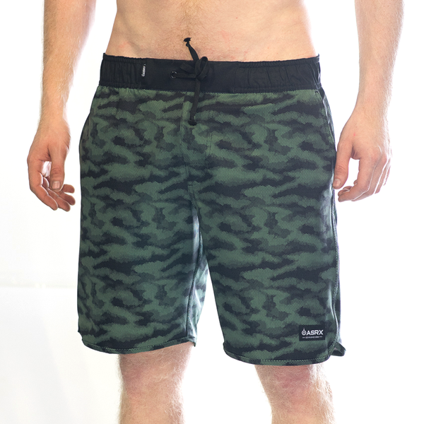 The Factor™ Short - Black Camo
