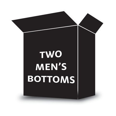 two-men-39-s-bottoms