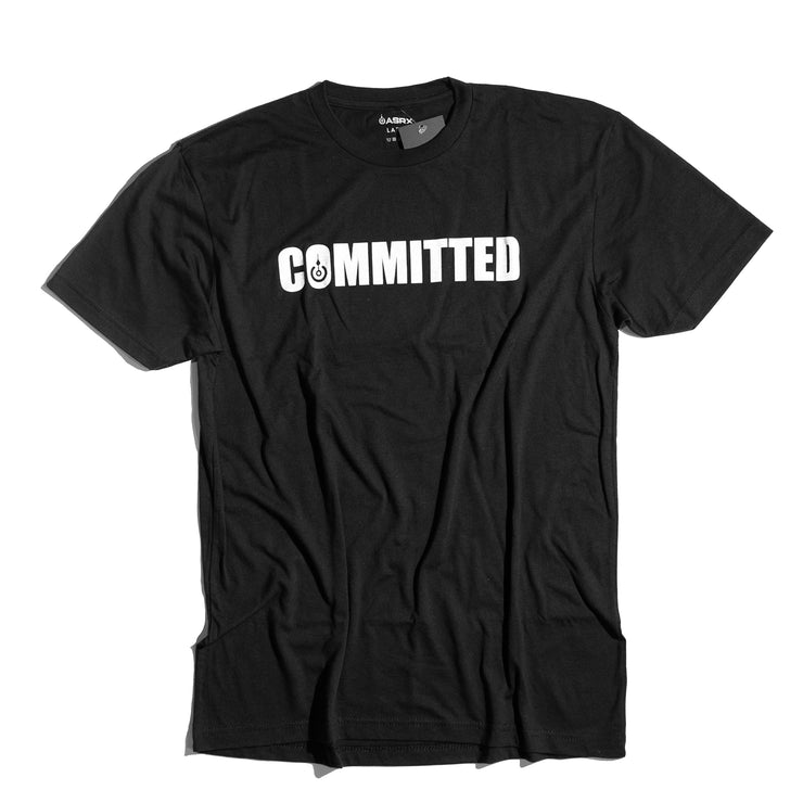 COMMITTED MEN'S T-SHIRT