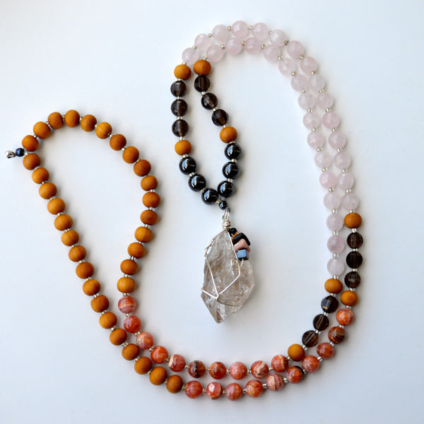 Earth Goddess Mala