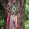 The Gypsy Raven Dreamcatcher