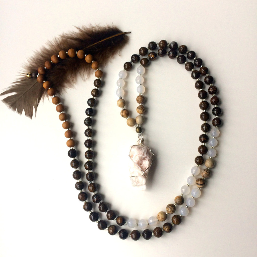 Spirit Warrior Mala