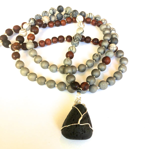 Rooted Earth Aromatherapy Mala