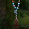 Children's Aromatherapy Mala (Blue)