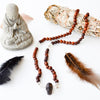 Men's Smoky Quartz Mala