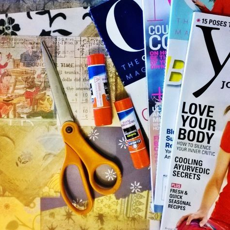 New Year Vision Board Workshop