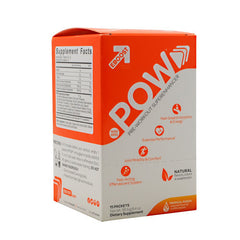 Eboost POW - Tropical Punch - 15 Packets - 856541002450