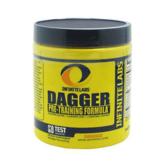 Infinite Labs Dagger - Orange - 30 Servings - 852659104840
