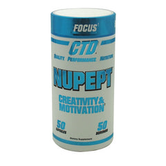 CTD Nupept - 50 Servings - 094922903235
