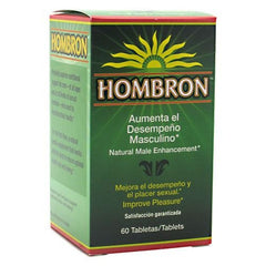 Absolute Nutrition Hombron - 60 Tablets - 708235089127