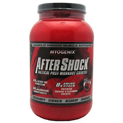 Myogenix After Shock - Wild Berry Blast - 2.64 lb - 680269119547