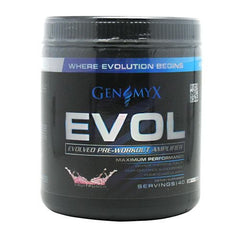 Genomyx Evol - Fruit Punch - 40 Servings - 616641803919