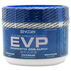 Evogen EVP - Grape - 40 Servings - 718122815159