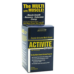 MHP Activite Sport - 120 Tablets - 666222200026