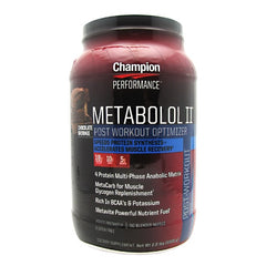 Champion Nutrition MET2