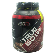 4D Nutrition True ISO Low - Chocolate - 3 lb - 856036003924