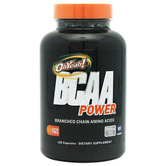 ISS BCAA Power - 120 Capsules - 788434109468