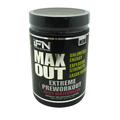 iForce Nutrition Max Out - Juicy Watermelon - 30 Servings - 819500010118