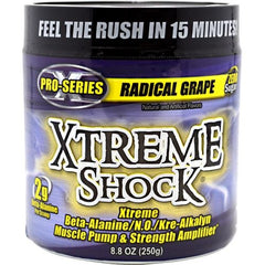 Advance Nutrient Science Pro-Series Xtreme Shock - Radical Grape - 45 Servings - 689570404793