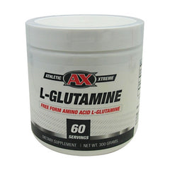 Athletic Xtreme Essentials Series L-Glutamine - Unflavored - 60 Servings - 881314471034