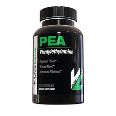 Live Long Nutrition Phenylethylamine - 100 Capsules - 610074528739