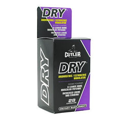 Cutler Nutrition Dry - 28 Capsules - 810150020618