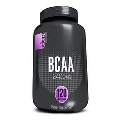 Adept Nutrition BCAA - 120 Capsules - 850850003214