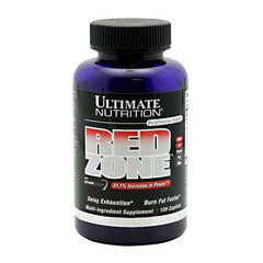 Ultimate Nutrition Platinum Series Red Zone - 120 Caplets - 099071005618