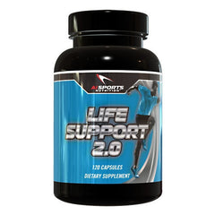 AI Sports Nutrition Life Support 2.0 - 120 Capsules - 804879516972
