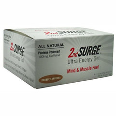 Pacifichealth Laboratories 2nd Surge - Double Expresso - 8 Packets - 605439258222