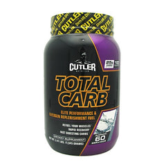 Cutler Nutrition Total Carb - Unflavored - 60 Servings - 810150021394