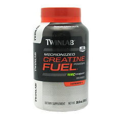 TwinLab Creapure Micronized Creatine Fuel - Unflavored - 300 g - 027434040990