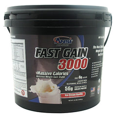 Advance Nutrient Science Fast Gain 3000 - Ice Cream Vanilla - 12 lb - 689570406520