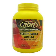 ABN Weight Gainer - Vanilla - 3.8 lb - 850986005069