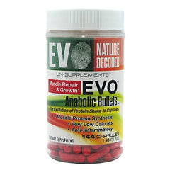 Evo Anabolic Bullets - 144 Capsules - 858621001308
