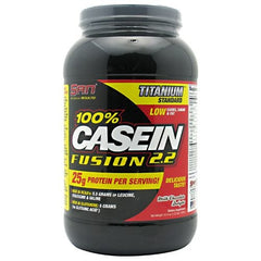 SAN 100% Casein Fusion 2.2 - Milk Chocolate Delight - 2.18 lb - 672898530619