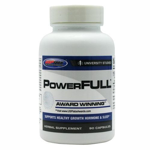 USP Labs PowerFull - 90 Capsules - 094922551542